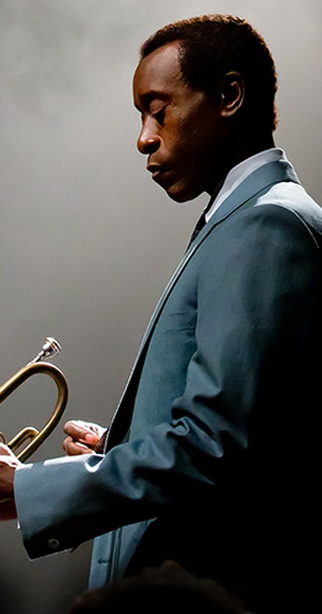 Miles Ahead. Directed by Don Cheadle.  An exploration of the life and music of Miles Davis.