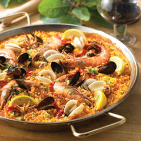 Catalan Paella Recipe | Key Ingredient