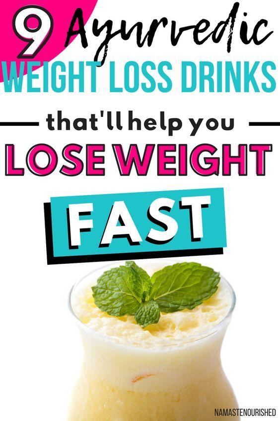 5 Ayurvedic Fat Burning Weight Loss Drinks That Work | Ayurveda