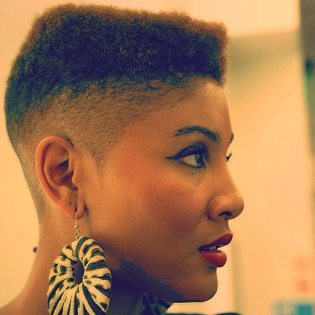 29 Best Images About Natural Mohawk On Pinterest Curly