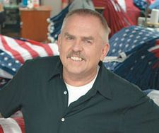 John Ratzenberger's Made in America (2004-2008) - now airing on GAC (Great American Country network).  Such a cool show - loved the episodes on Samuel Adams, Crayola and Whitman Chocolates...