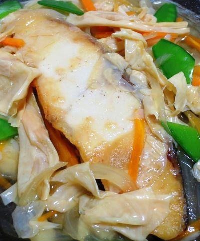 白身魚の湯葉あんかけ<からだに優しい一品> by syu♪さん | レシピ ...