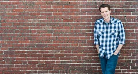 Comedian Juston McKinney will be appearing at the Capitol Center for the Arts (Concord, NH) on May 6, 2017.