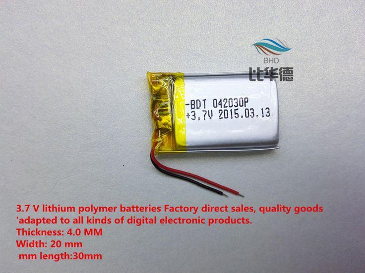Бесплатная доставка Mini dv камеры видеокамера аккумулятор литий-полимерная батарея power402030