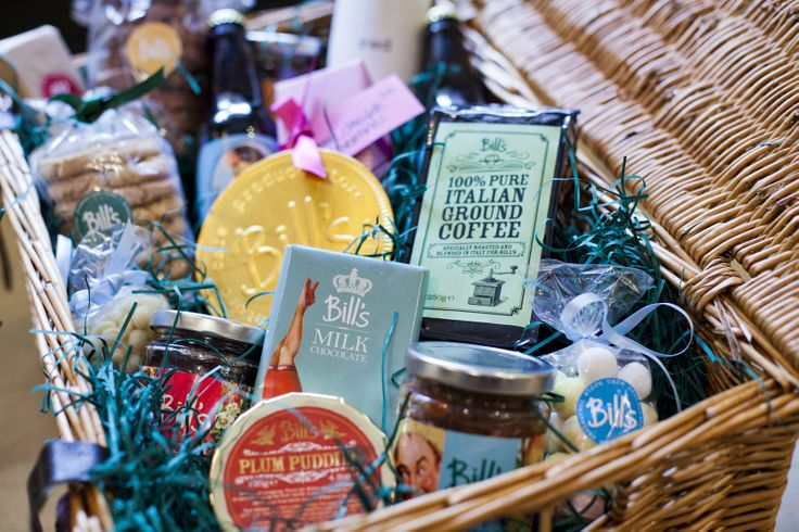 Bill's Christmas Hamper- perfect gift for a food lover