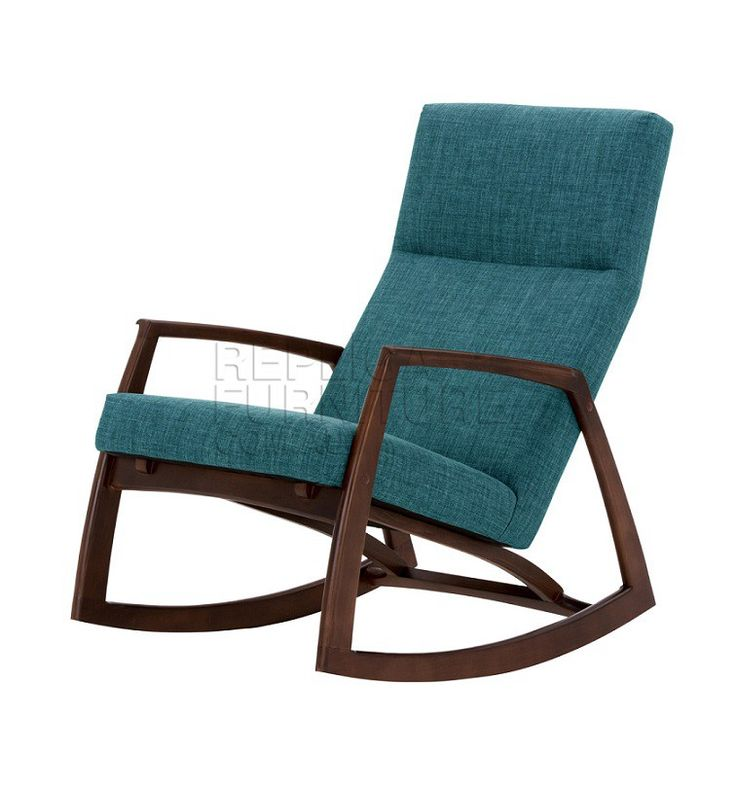 Edvard+Danish+Design+Rocking+Chair+-+Teal+--+This+fresh+and+very+comfortable+Edvard+Danish+Design+Rocking+Chair+is+crafted+in+the+traditional+style+of+rockers,+with+modern+cotton+blend+Sanders+fabric+upholstery.++Our+exclusive+range+of+Sanders+Fabrics+are+a+cotton+blend+which+is+more+suitable+in+warmer+weather+than+a+leather+or+wool+fabric…
