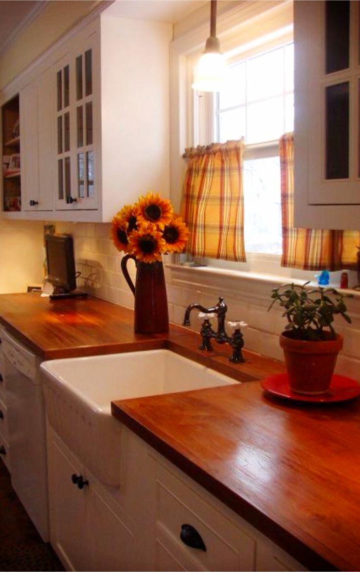 Farmhouse sinks we LOVE - gorgeous farm house kitchens and farmhouse kitchen ideas