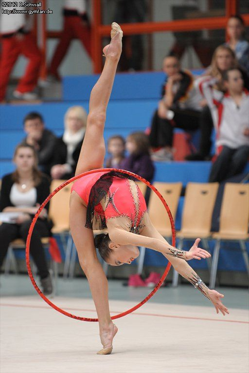Sabina ASHIRBAYEVA (KAZ) Hoop