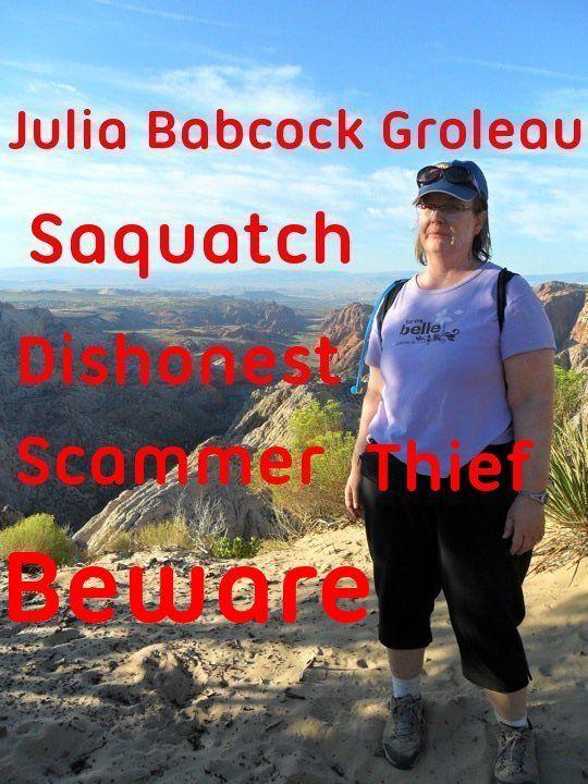 Ripoff Report | Julia Babcock Groleau Complaint Review Brossard, Quebec