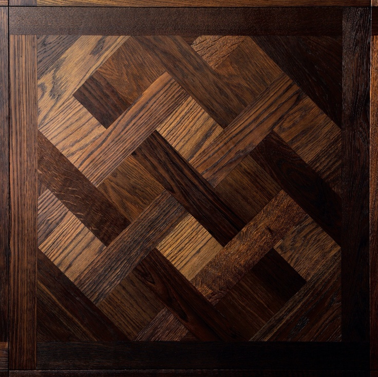 dark wood floor pattern. More complex lattice pattern emerging from dark woods  Flooring by Element 7 www 14 best Attention To Detail images on Pinterest Floor finishes
