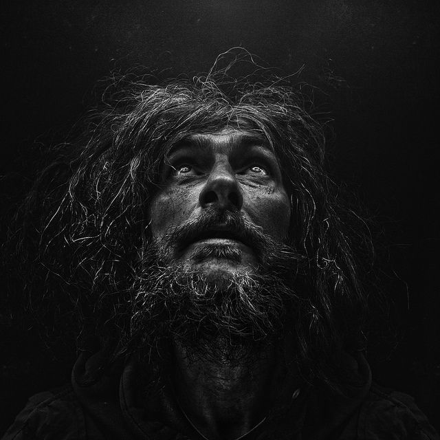 手机壳定制air jordan retro  vi carmine lee jeffries this one reminds me of what john the baptist would look like