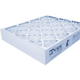 We manufacture Merv 12 high efficiency pleated Honeywell Replacement 20x25x5 (20x24 7/8 x 4 1/4) furnace filters for your heating and air condition systems. The 20x25x5 filter is the Honeywell replace...