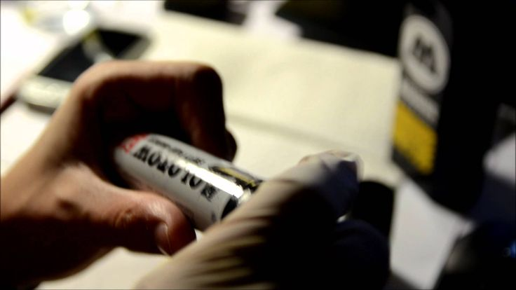 How To Fill A Molotow Marker