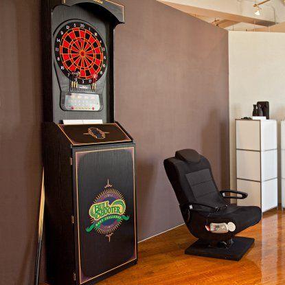 Arachnid CricketPro 650 Arcade Electronic Dart Board Complete Set
