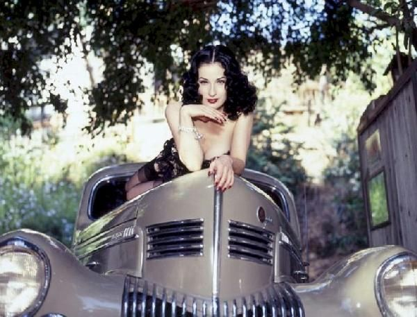 Best Cars Pinups Images On Pinterest Pin Up Girls Car