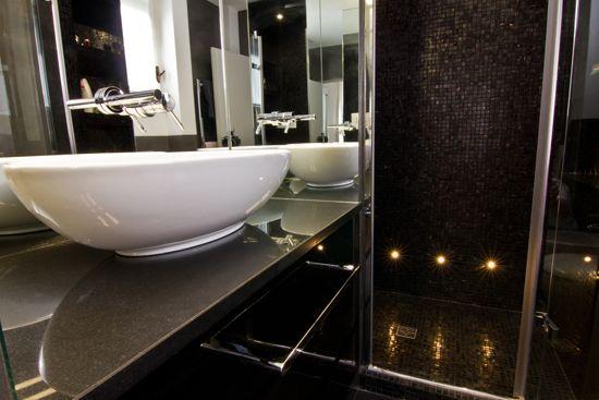 25 beste idee n over kleine badkamer verbouwen op pinterest - Hoe amenager een kleine badkamer ...