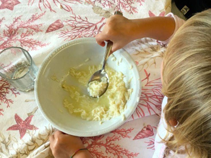 Un piatto che i bambini adorano e di cui chiedono sempre il bis. Parola di Sara Lamera, cuoca di asilo nido