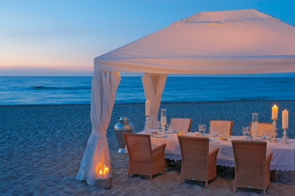 Creta Palace, Private Candlelit #Dining by the Beach