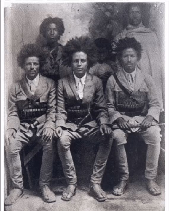 """The term """"dreadlocks"""" comes from a movement of guerrilla warriors who vowed not to cut their hair until Haile Selassie, former Emperor of Ethiopia was released from exile after leading the resistance against the Italian invasion. The warriors hair became matted and began to lock over time. Because the warriors with locks in their head were """"dreaded"""" the term """"dreadlocks"""" came to fruition."""