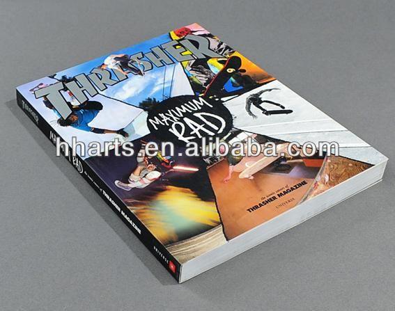 Artistic Catalogue Printing/Catalog Printing factory in china