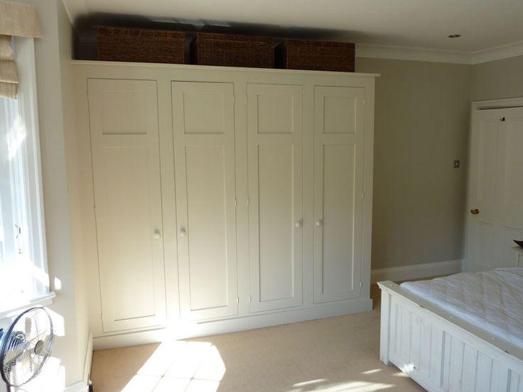 1000 Ideas About Bedroom Cupboards On Pinterest Bedroom