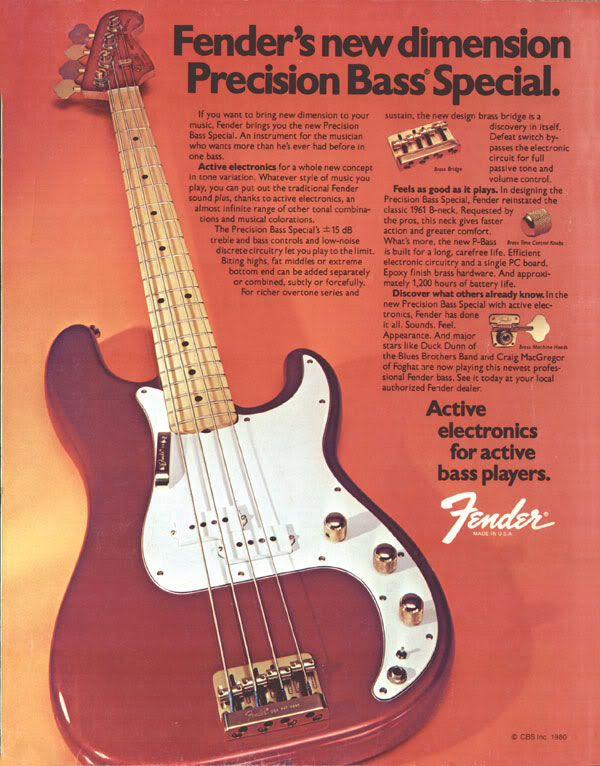 vintage guitar ads your