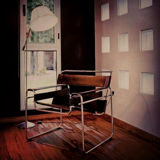 rincon de lectura living casa alessiostoichevich modernarchitecture modernhouse moderninterior - Sillon Lectura