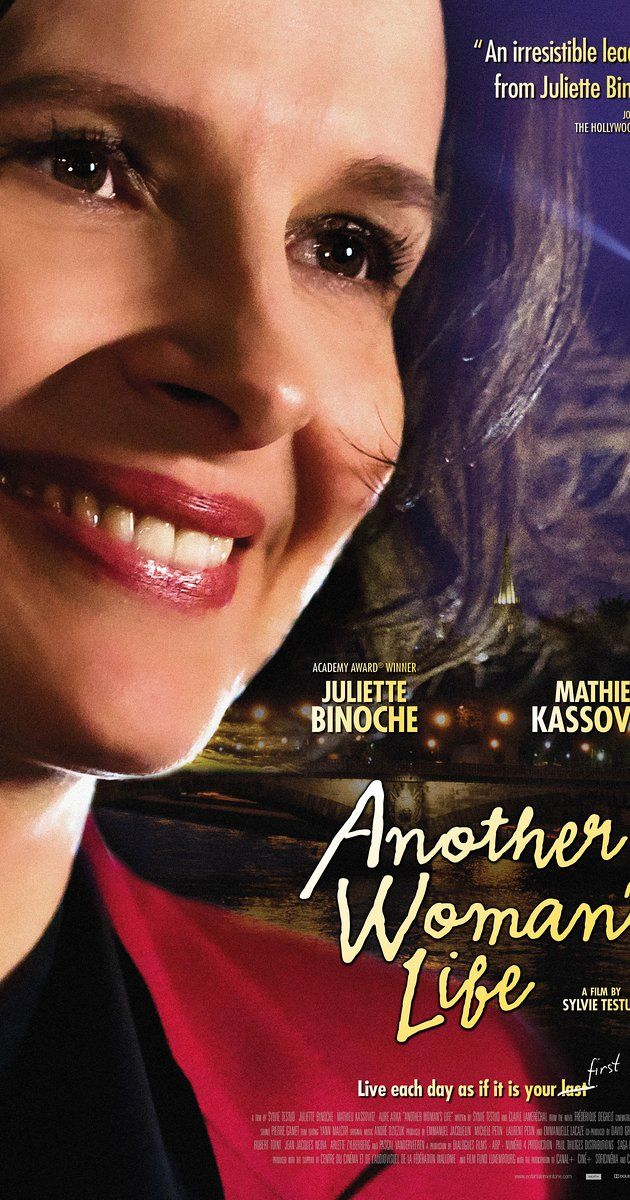 Directed by Sylvie Testud.  With Juliette Binoche, Mathieu Kassovitz, Aure Atika, Danièle Lebrun. A young woman falls in love, then wakes up a decade later as the mother of a young boy who is also in the middle of a divorce.