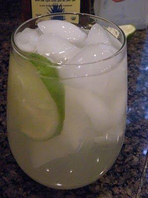 Agave Margarita | Booze | Pinterest