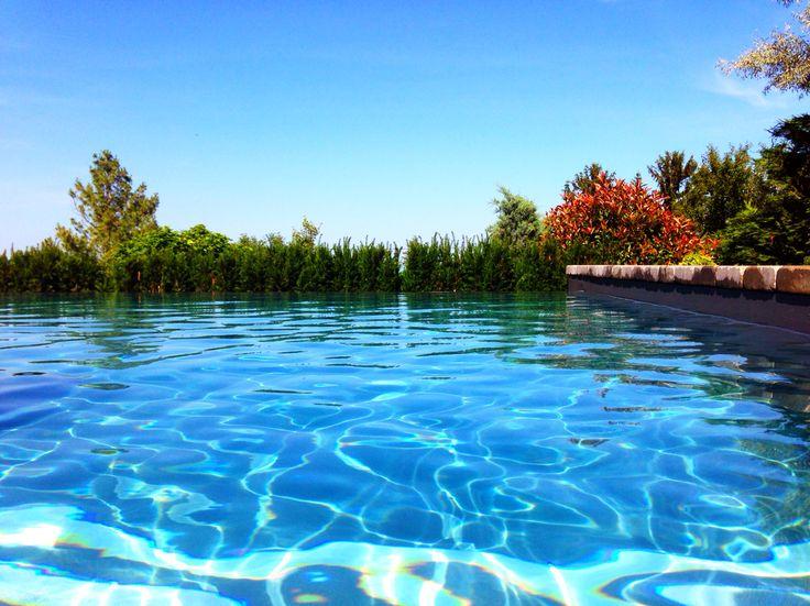 Pool chilling