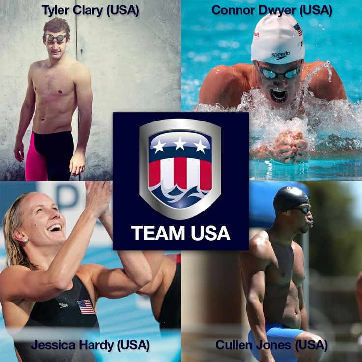Meet Team USA - the Speedo athletes who will go head to head with the European Allstars at Duel in the Pool 2013 @Jess Liu Hardy