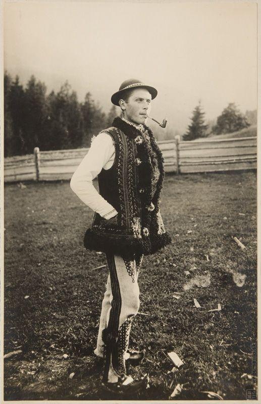 Karel Plicka:Slovakia,Ždiar,1928