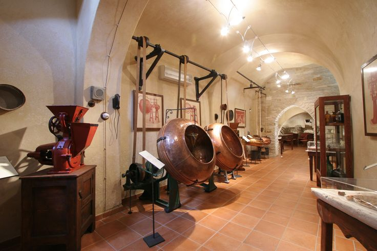 Sala Confetti - Museo del Confetto