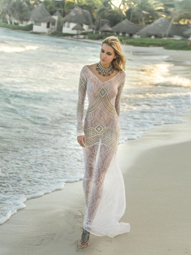 The 60 best Island Tribe - Boho Bridal Gowns images on Pinterest ...