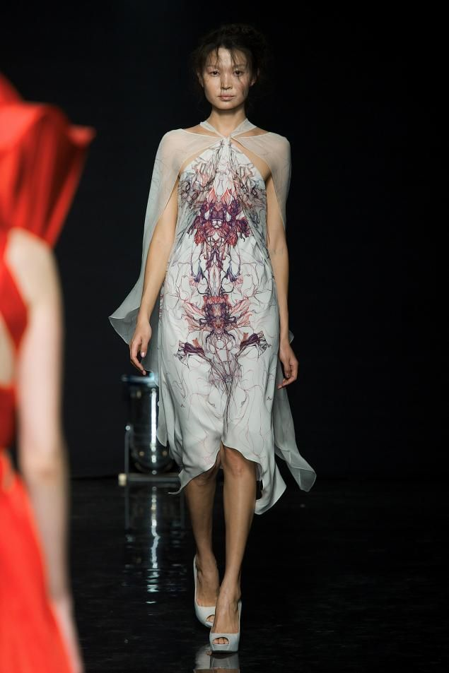Дизайнер одежды Yiqing Yin - Ярмарка Мастеров - ручная работа, handmade