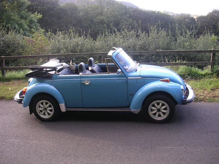 1975 VOLKSWAGEN BEETLE For Sale in Welton, Lincolnshire