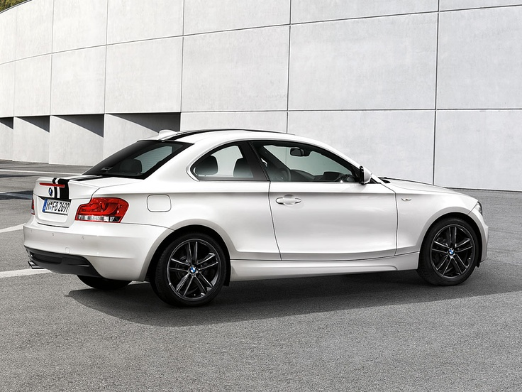 BMW 1 Series Coupé: Images | BMW South Africa