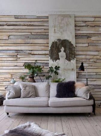 15 best Wände images on Pinterest Wall paintings, Murals and Wall - steintapete beige wohnzimmer