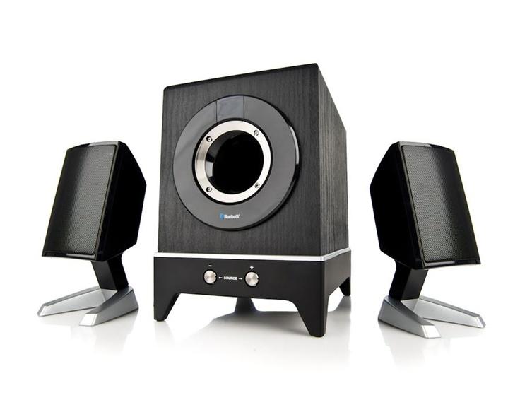 Trådløst høyttalersystem – spill din musikk over Bluetooth