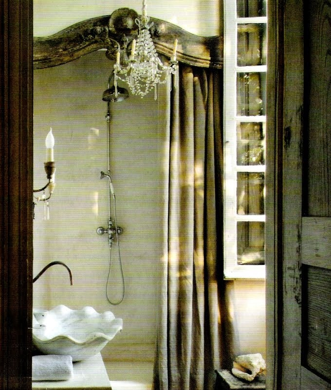 1000 Images About French Country Bath On Pinterest
