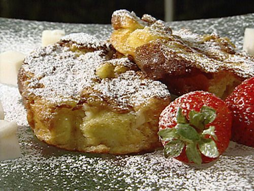 Coconut French Toast is a nice twist on the breakfast classic.