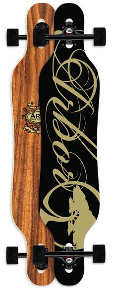 Arbor Genesis 42 Complete Longboard Skateboard Complete $199.95 at Action Board Sports absboards.com