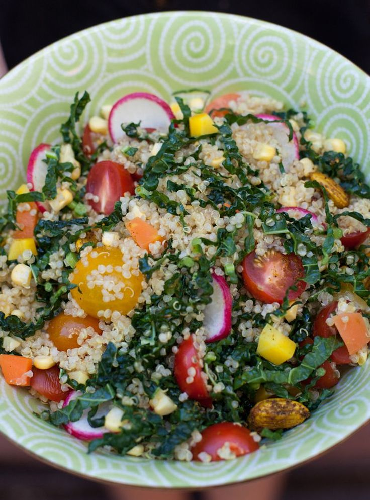 These Are The Top 10 Salad Recipes On Pinterest #refinery29