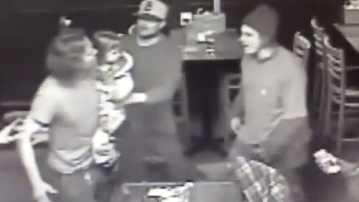 JEFFERSON COUNTY, Colo. - A Colorado man faces a misdemeanor child abuse charge after getting into a bar fight while holding his daughter.  Video released by the Jefferson County Sheriff's Office on Monday shows the bar fight between three men, including the victim, who was holding the girl.  39-year-oldRichard Warry Brown was holding his daughter when the fight started atCrossroads Pizza & Wings Bar around 10:10 p.m. on Jan. 25th, the sheriff's office said.