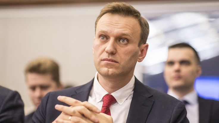 nice Alexey Navalny and the Empty Spectacle of the Russian Election