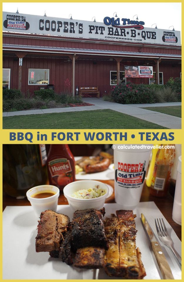 Cooper's Old Time Pit Bar-B-Que. It's Slap your Mama Good! by Calculated Traveller