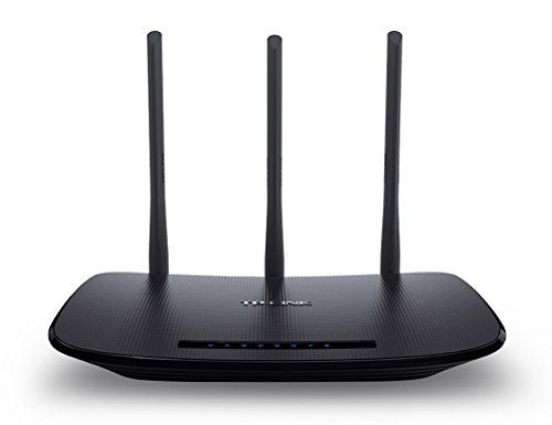 TP-LINK TL-WR940N 450 Mbps Wireless N Cable Router (MIMO Technology, Transmission Rates up to 450 Mbps, WPS  TPLink 450Mbps Wireless N Router with 3 antennas TLWR940N V3 Enterprise Computing Wireless Routers (Barcode EAN = 6935364051464). http://www.comparestoreprices.co.uk/january-2017-2/tp-link-tl-wr940n-450-mbps-wireless-n-cable-router-mimo-technology-transmission-rates-up-to-450-mbps-wps-.asp