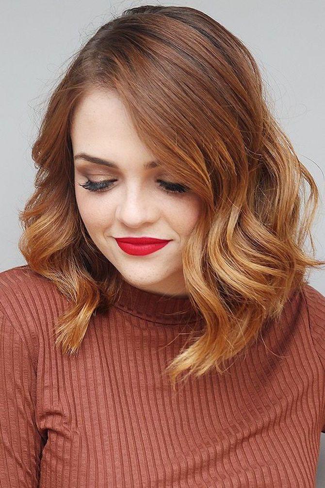As melhores inspirações de cabelos curtos pra você que está pensando em fazer uma mudança radical ou apenas dar uma atualizada. Do castanho ao colorido.