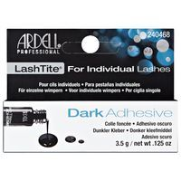 Ardell Lashtite Adhesive is specially formulated and waterproof to hold lashes securely and comfortably, day after day.