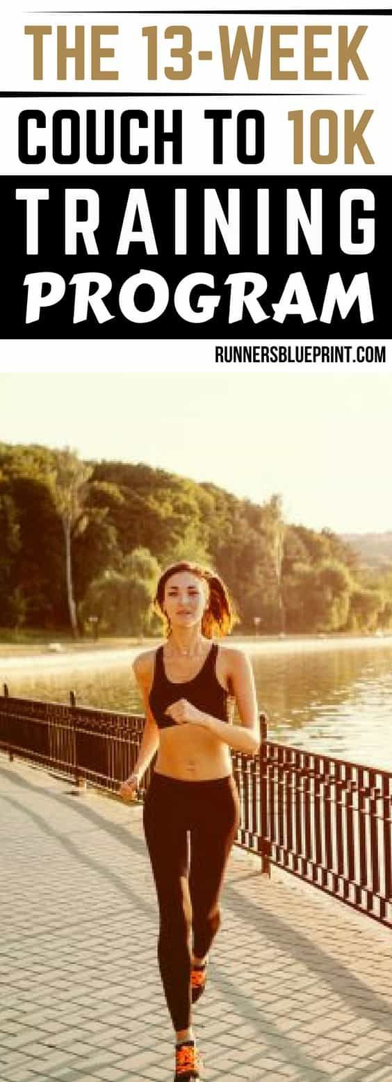 If you're planning on running your first 10K in the upcoming three to four months, but are a complete beginner, then you're in the right place. Yes, three to four months might be all you need to get prepared for the distance. http://www.runnersblueprint.com/couch-to-10k-training/ #beginner #runner #10K